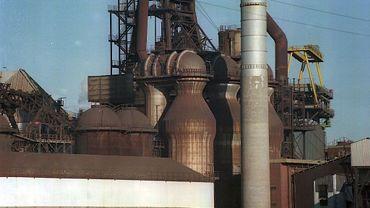 L'usine Boel à La Louvière (archive)