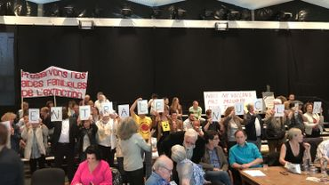 Seraing: la motion sur la fermeture de Tihange 2 reportée au mois prochain