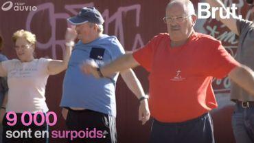 Naron, la ville espagnole où on veut perdre 100 000 kilos