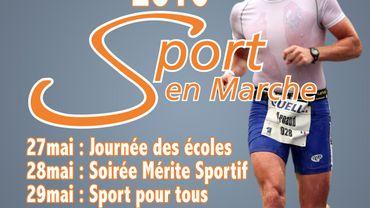 Sport en Marche, c'est tout au long de ce week-end à Marche-en-Famenne