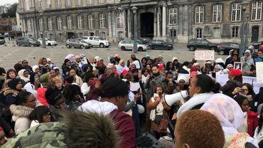 Liège: un rassemblement contre les violences faites aux femmes