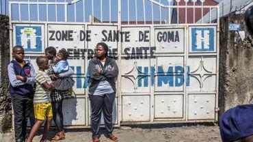 Ebola en RDC : Un nouveau cas d'Ebola diagnostiqué à Goma, grande ville de l'Est