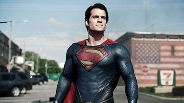 """Henry Cavill avait incarné Superman pour la première fois dans """"Man of Steel"""" en 2013."""