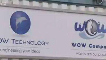 Les trois entreprises du groupe WOW sont actuellement en faillite.