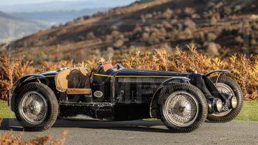 La Bugatti vendue ce samedi