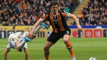 Leicester engage le défenseur Maguire pour 19 M EUR