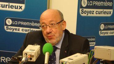 L'eurodéputé libéral Louis Michel