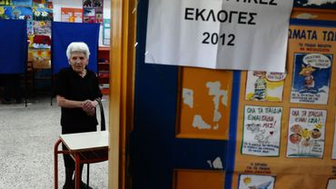 Les électeurs grecs se sont rendu aux urnes