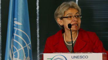 La directrice générale de l'Unesco Irina Bokova y assistait tout comme la secrétaire générale de la Francophonie Michaëlle Jean, et des artistes comme Youssou N'Dour.