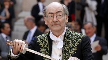 François Weyergans à l'Académie Française en 2011