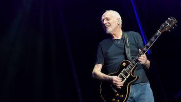 Peter Frampton sort un clip pour le lancement de la tournée européenne