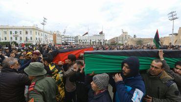 Le conflit en Libye dure depuis 2011.