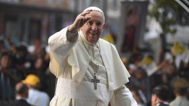 Le pape en visite au Chili