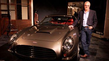 David Brown peut-il connaître le même succès avec sa nouvelle voiture qu'avec la Speedcar GT ?