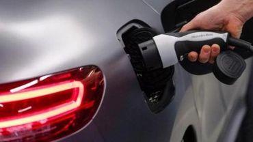 En 2019, 15.000 voitures électriques immatriculées de plus qu'en 2018
