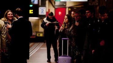 Illustration - La chanson française et flamande n'est pas la bienvenue dans le métro bruxellois