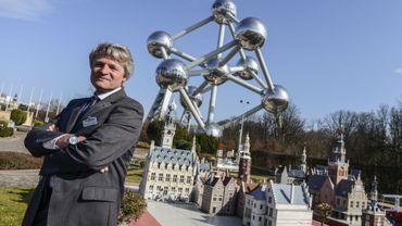 Thierry Meeus après sa conférence de presse mardi 5 mars 2013