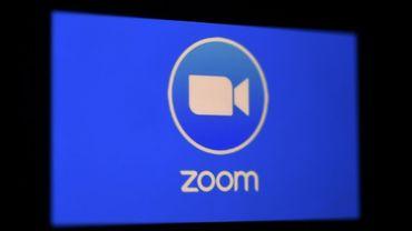 Le nombre de téléchargements de l'application Zoom ont explosé ces dernières semaines