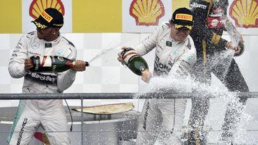 Le GP de F1 à Francorchamps: gaspillage d'argent public ou investissement?