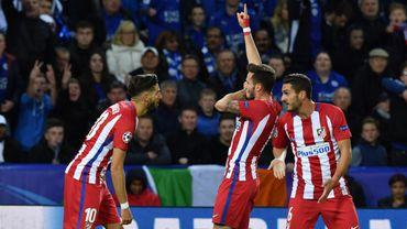 L'Atletico, avec Carrasco 69 minutes, obtient le partage et la qualification à Leicester