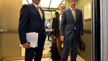 Après un léger tassemnet, la N-VA de Bart De Wever reprend l'ascenseur vers le haut