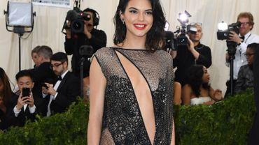 Kendall Jenner règne en maître sur les réseaux sociaux avec pas moins de 126 millions d'abonnés.