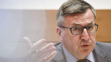 Steven Vanackere a participé au gouvernement Di Rupo de 2011 à 2013