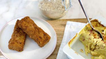 La Cuisine de Leslie - Croquette de macaroni