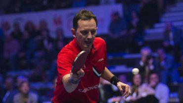 Saive qualifie le Logis Auderghem pour les huitièmes de finale de la Coupe ETTU