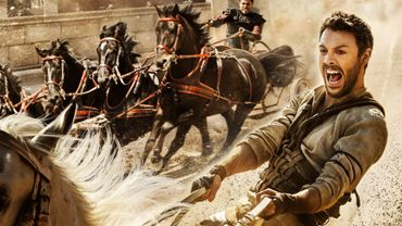 "Jack Huston dans ""Ben-Hur"""