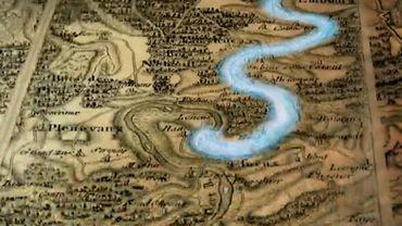Le rêve de Guillaume d'Orange  : relier la Meuse et le Rhin, en passant par l'Ourthe et la Moselle.