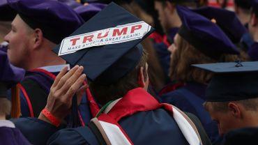 USA: les étudiants étrangers n'obtiendront pas de visa si leurs cours sont organisés en ligne à la rentrée