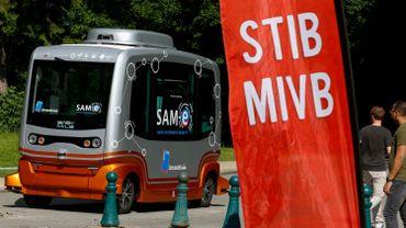 La Stib à la recherche de 2.000 personnes pour tester une application de mobilité