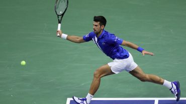 US Open : Djokovic et Zverev en 8e de finale, Tsitsipas prend la porte