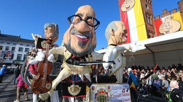 Le bourgmestre de la ville belge d'Alost a annoncé dimanche le retrait de son carnaval annuel, accusé d'antisémitisme, de la liste du patrimoine de l'humanité de l'Unesco.
