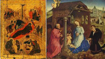 L'histoire de la  Nativité  au cours des siècles