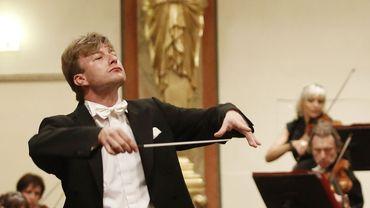 Dernière saison de Christian Arming à l'Orchestre Philharmonique Royal de Liège