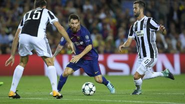 Messi et le Barça assomment la Juventus Turin 3-0