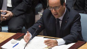 """L'otage français, Hervé Gourdel, a été """"assassiné lâchement, cruellement, honteusement"""", a déclaré le chef de l'Etat français."""