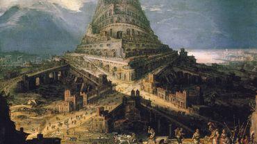 Le tableau représentant la construction de la tour de Babel a été adjugé à 190.000 euros.