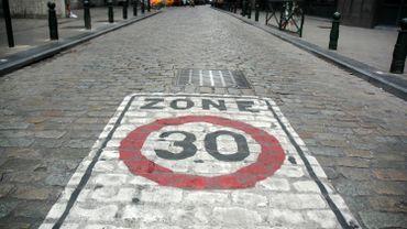 Illustration - une zone 30 à Arlon ?