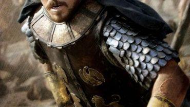 """Joel Edgerton incarne Ramsès et Christian Bale est Moïse dans """"Exodus : Gods and kings"""""""