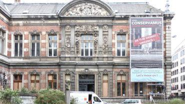 Le Conservatoire royal de Bruxelles