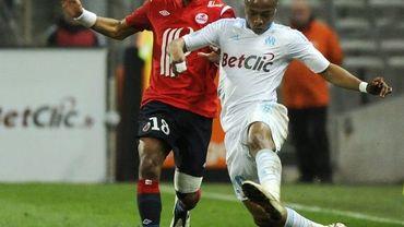 Franck Béria et Andre Ayew