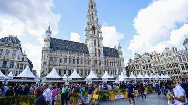 Le Belgian Beer Weekend, un événement qui attire en masse les touristes mais qui a aussi pour ambition de toucher un public local.