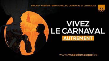 (c) musée du carnaval et du masque de Binche