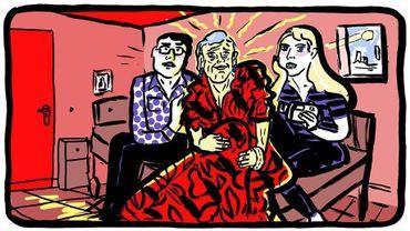 Filmer ses grands parents pour réinventer les maisons de retraite