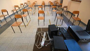 Italie: l'école, première victime de la pandémie