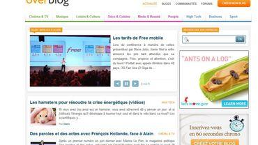 Un internaute français gagne un procès contre Overblog.com. Un tournant?