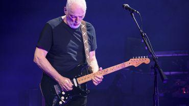 David Gilmour: le premier single en 5 ans à écouter sur Classic 21